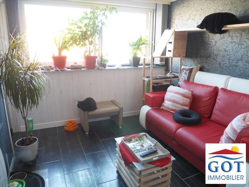 Venta  apartamento Le barcares 111500€ - Fotografía 1