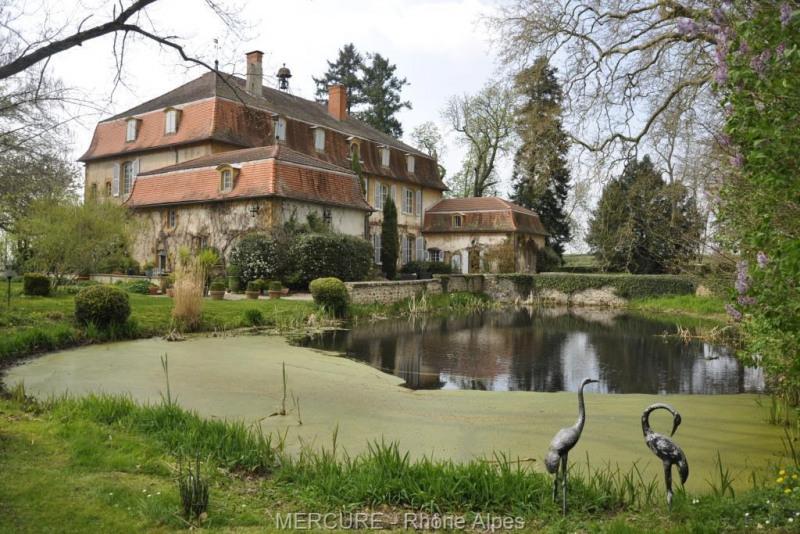 Vente de prestige château Charlieu 1160000€ - Photo 6
