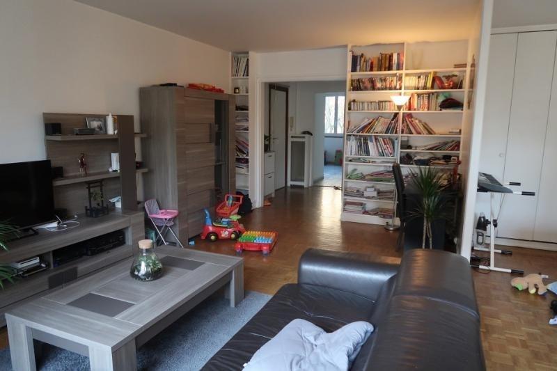 Verkoop  appartement Courbevoie 572000€ - Foto 2