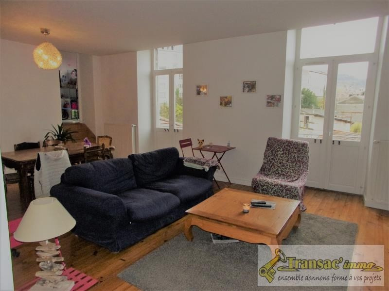 Vente appartement Thiers 74 120€ - Photo 1