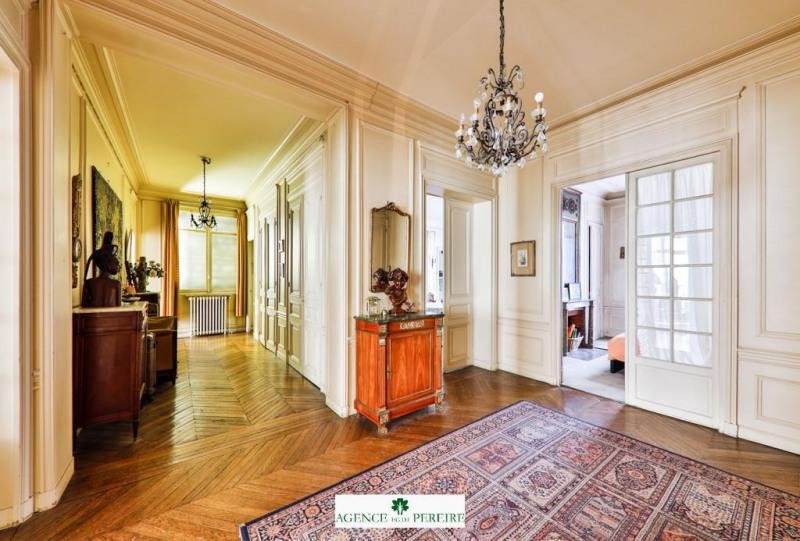 Vente de prestige appartement Paris 17ème 2588000€ - Photo 8