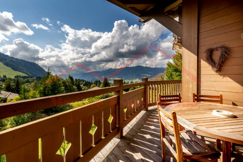 Vente de prestige appartement Megève 3900000€ - Photo 9