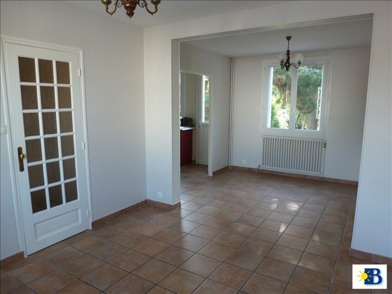 Vente maison / villa Chatellerault 125080€ - Photo 3