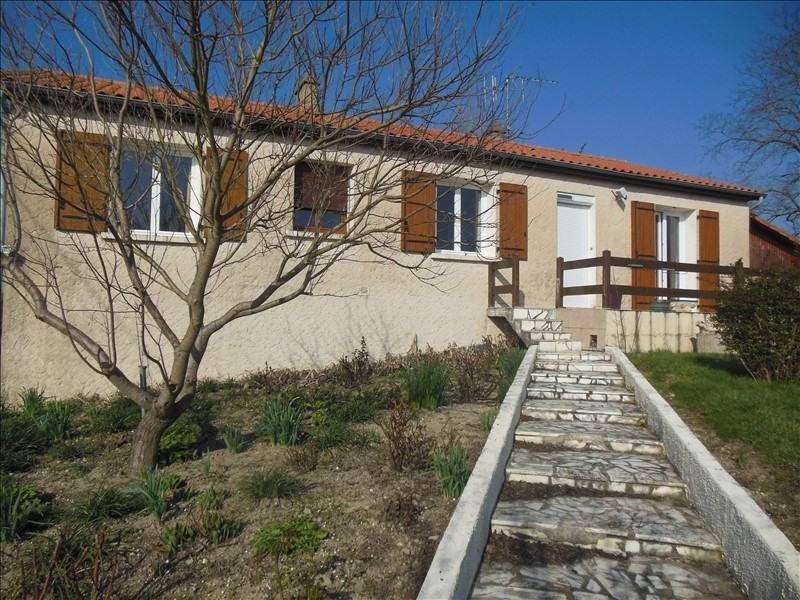 Sale house / villa Frontenay rohan rohan 136900€ - Picture 1