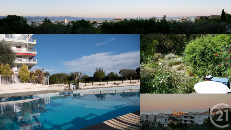 Rental apartment Antibes 1 550€ CC - Picture 3