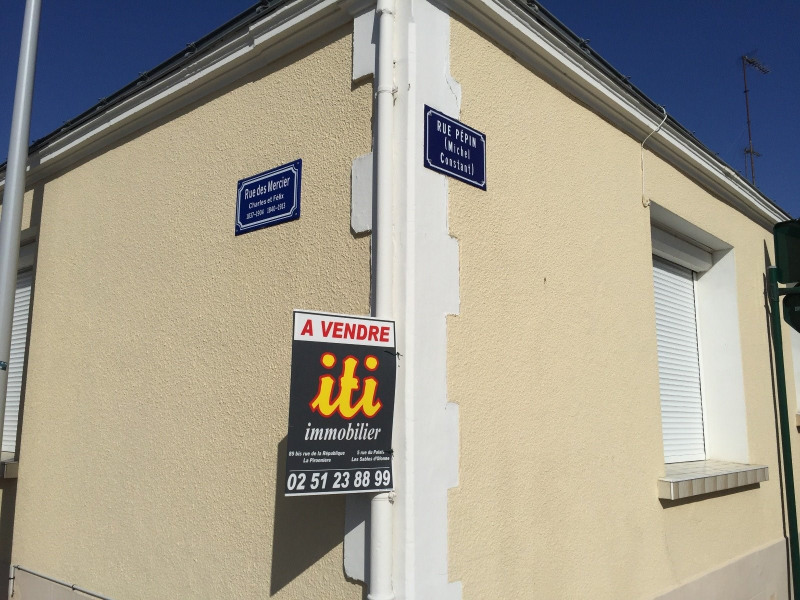 Vente maison / villa Les sables d olonne 147 700€ - Photo 1