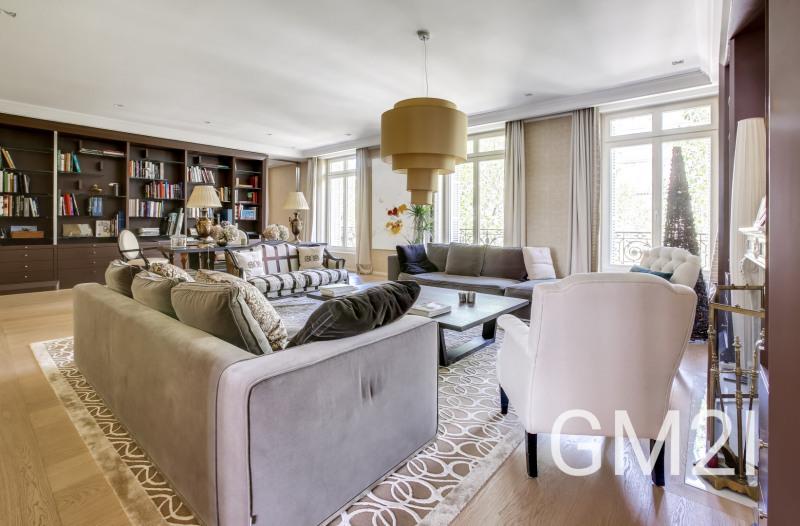 Vente de prestige appartement Paris 16ème 7500000€ - Photo 2