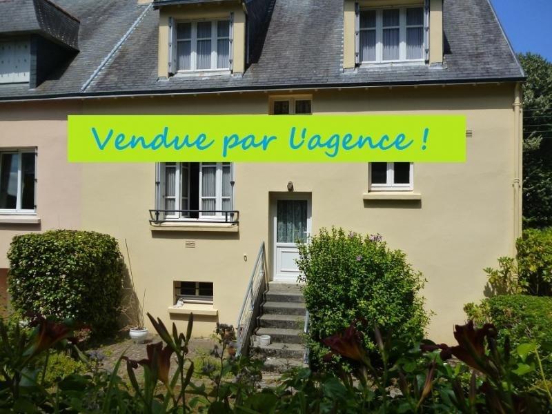 Vente maison / villa Douarnenez 90000€ - Photo 1