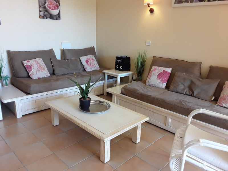 Vacation rental apartment Les issambres 700€ - Picture 2