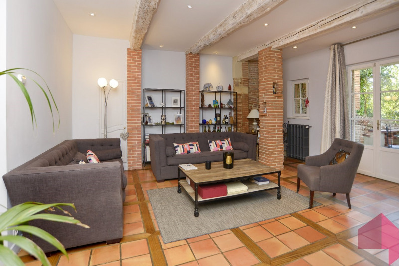 Vente maison / villa Montgiscard 549 000€ - Photo 1