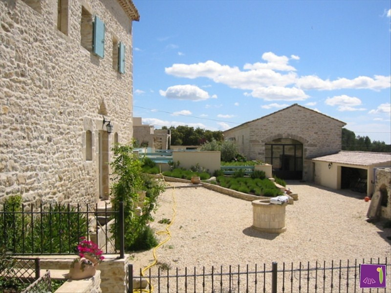 Immobile residenziali di prestigio casa Uzes 1590000€ - Fotografia 16