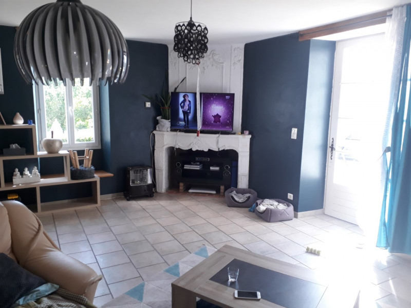 Vente maison / villa Blanzaguet-saint-cybard 156600€ - Photo 6