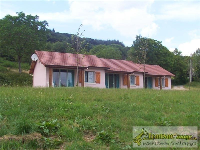 Sale house / villa Arconsat 92225€ - Picture 2