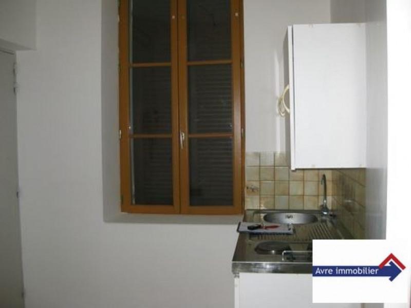 Rental apartment Tillieres sur avre 325€ CC - Picture 1