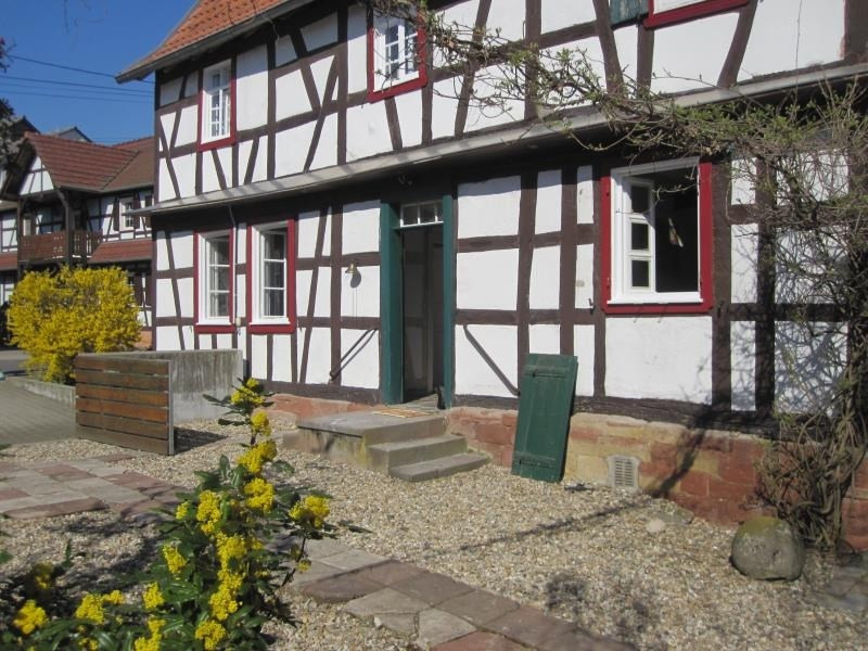 Location maison / villa Lauterbourg 700€ CC - Photo 1