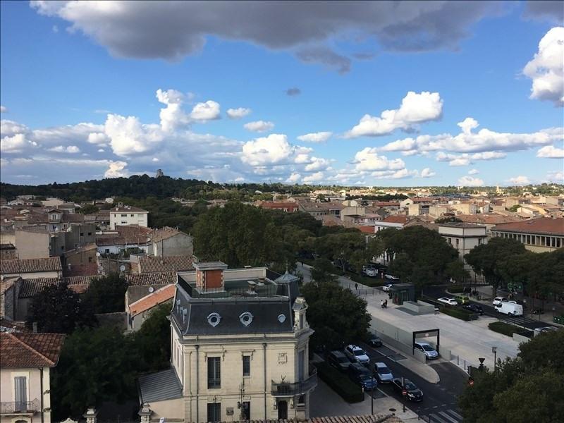 Rental apartment Nimes 400€ CC - Picture 1