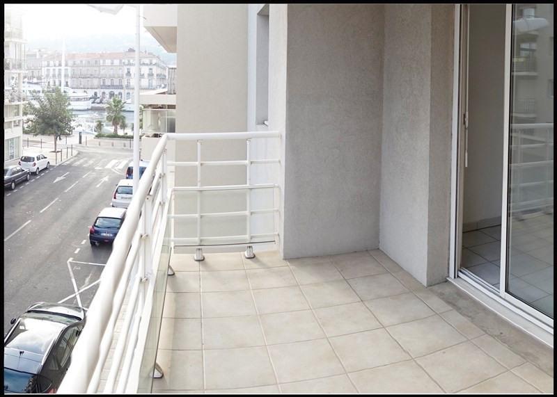 Sale apartment Sete 169000€ - Picture 1