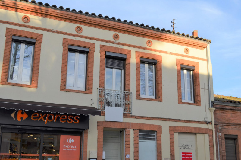 Sale building Toulouse 930 000€ - Picture 1