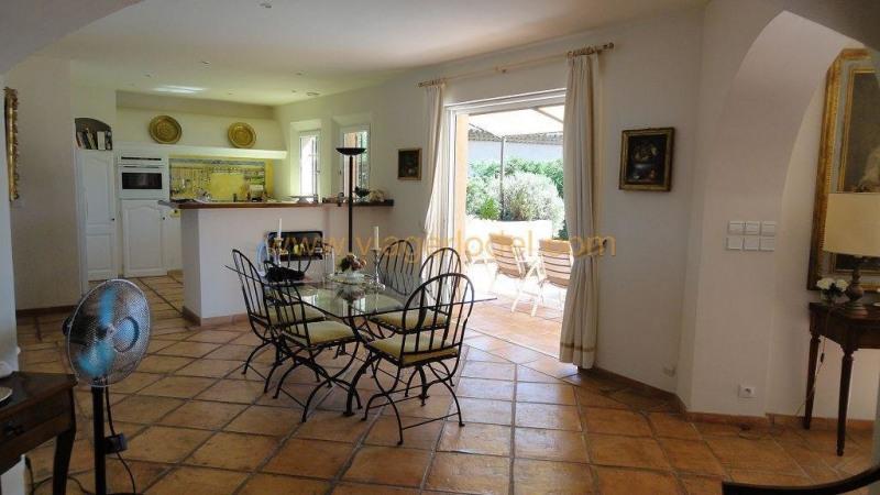 Vendita nell' vitalizio di vita casa Sainte-maxime 1045000€ - Fotografia 7