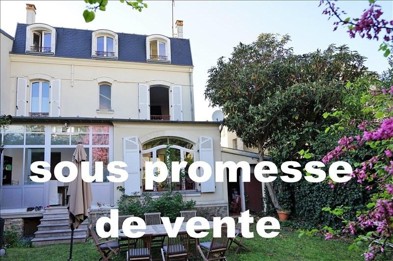 Immobile residenziali di prestigio casa Bois colombes 1184500€ - Fotografia 1
