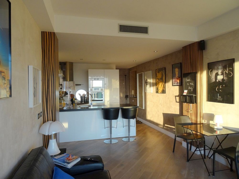 Vente appartement Nice 436 000€ - Photo 1