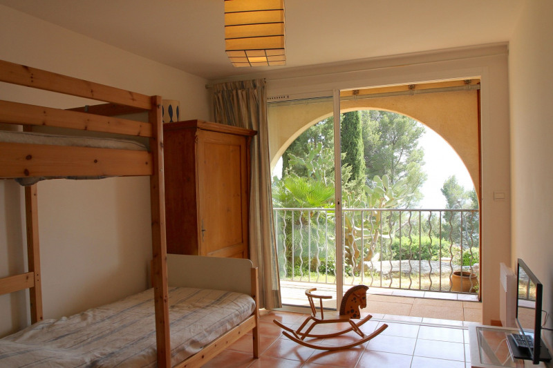 Vacation rental house / villa Cavalaire sur mer 1 500€ - Picture 28