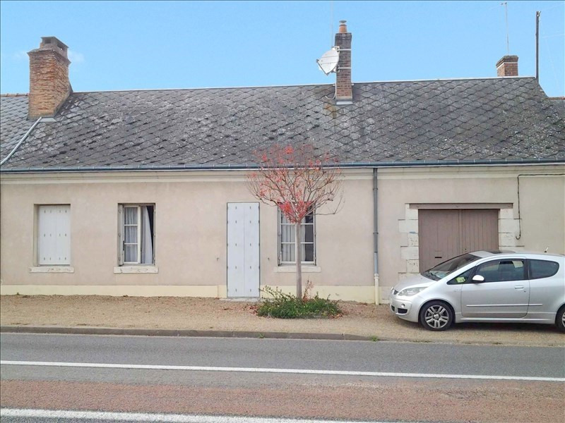 Vente maison / villa Contres 109 000€ - Photo 1