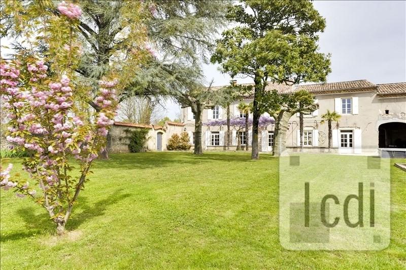 Vente de prestige maison / villa Montélimar 825000€ - Photo 2