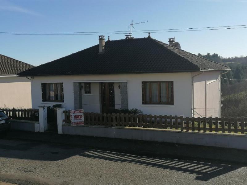 Sale house / villa Le palais sur vienne 135000€ - Picture 1