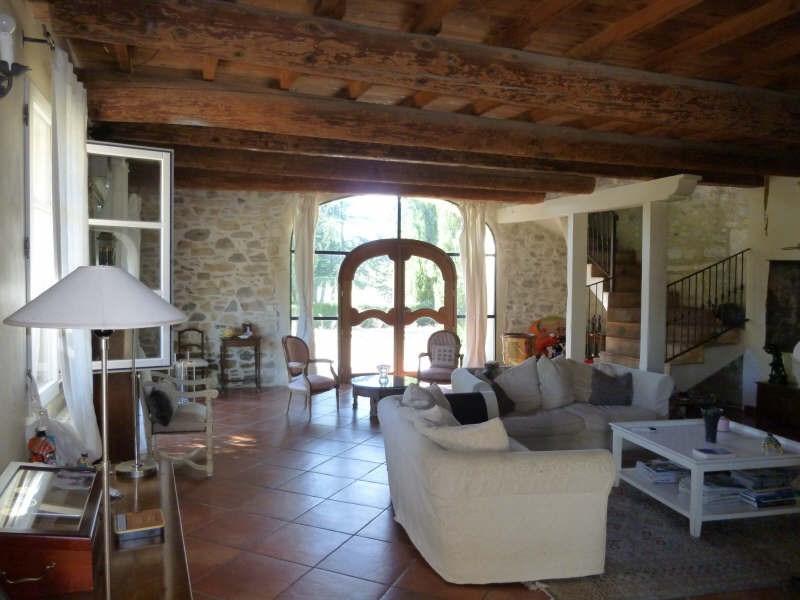 Deluxe sale house / villa Nimes 880000€ - Picture 3