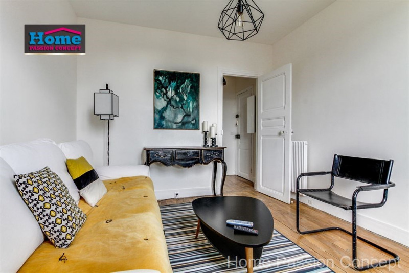 Vente appartement Suresnes 345 000€ - Photo 2