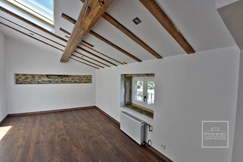 Vente maison / villa Saint didier au mont d or 498000€ - Photo 8
