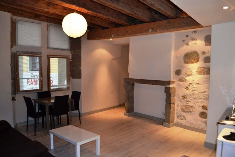 Location appartement Chambery 560€ CC - Photo 1