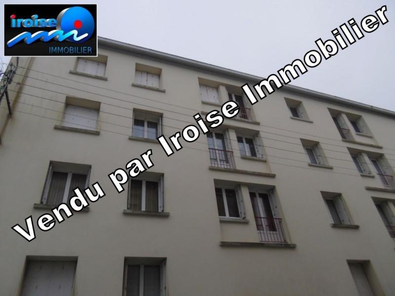Sale apartment Brest 59900€ - Picture 1