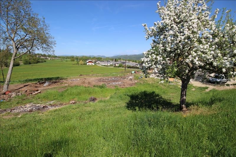 Vendita terreno La biolle 153000€ - Fotografia 1