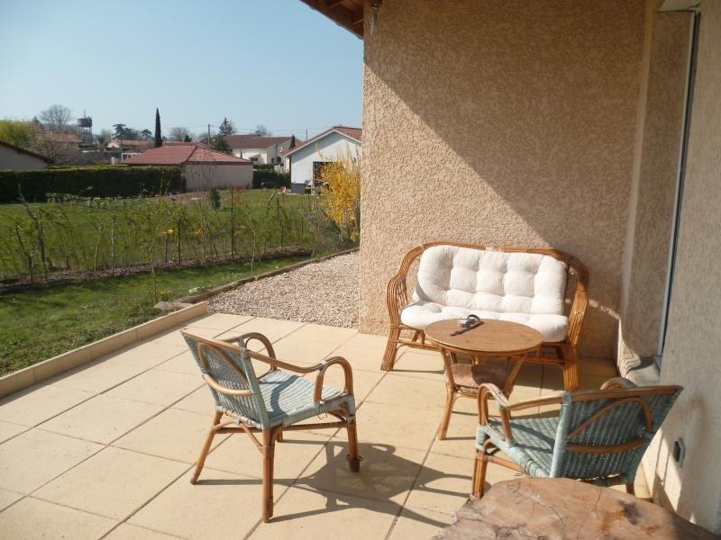Vente maison / villa Chazey sur ain 319000€ - Photo 2