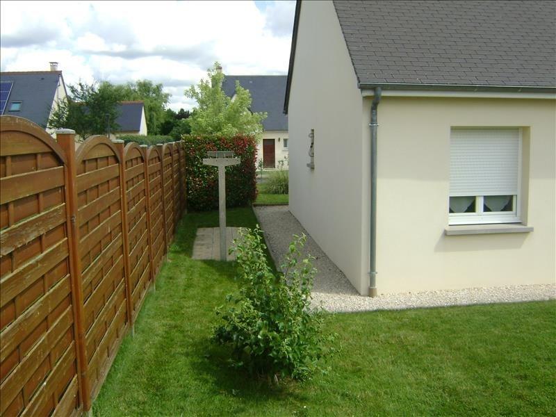 Sale house / villa Auzouer-en-touraine 176000€ - Picture 8