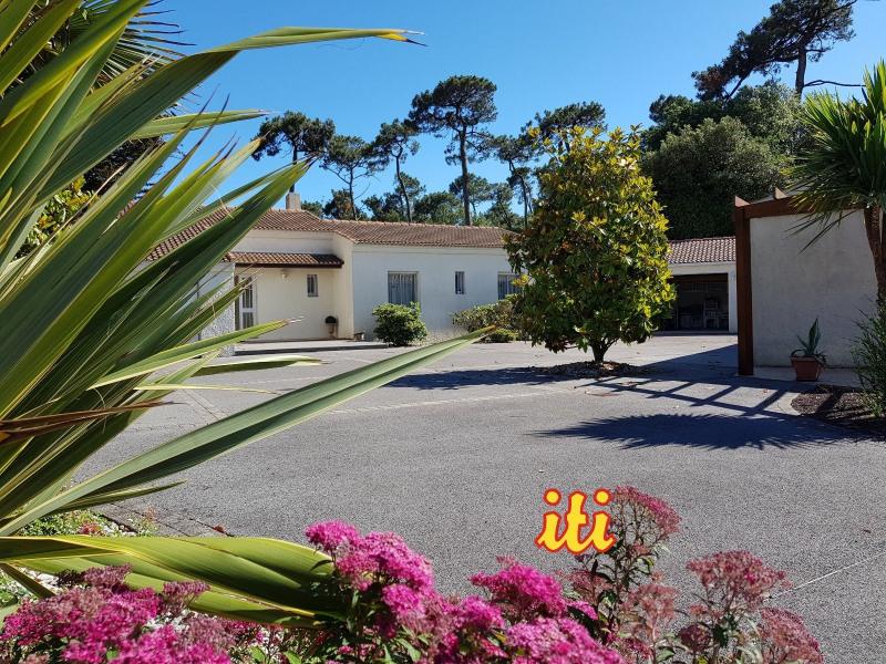 Vente maison / villa Chateau d olonne 550000€ - Photo 1