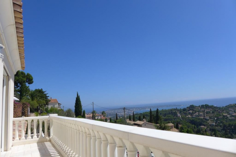 Vacation rental house / villa Vallauris  - Picture 4