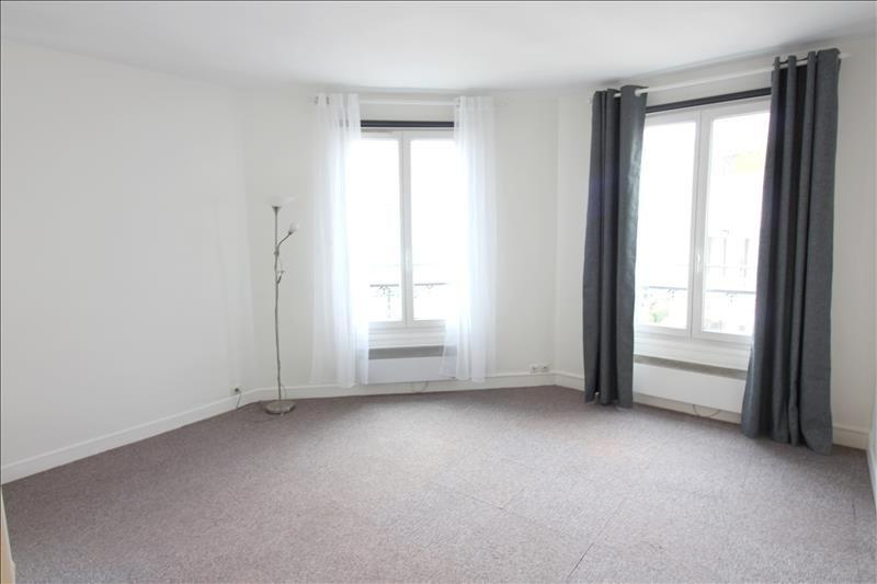 Rental apartment Levallois 850€ CC - Picture 1