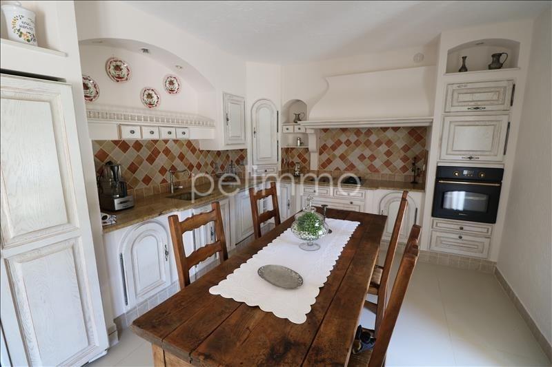 Vente de prestige maison / villa Cornillon confoux 599000€ - Photo 6