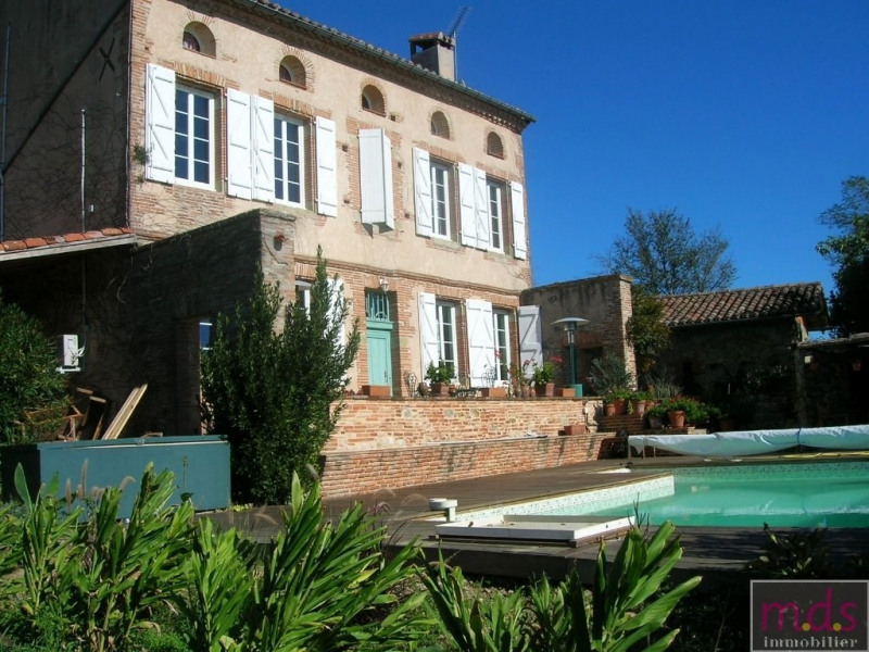 Deluxe sale house / villa Lavaur 599 000€ - Picture 1