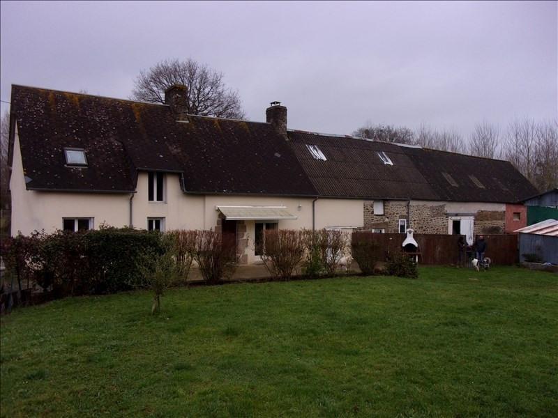 Sale house / villa La boussac 235400€ - Picture 1