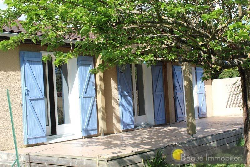 Vente maison / villa Pibrac 449000€ - Photo 1