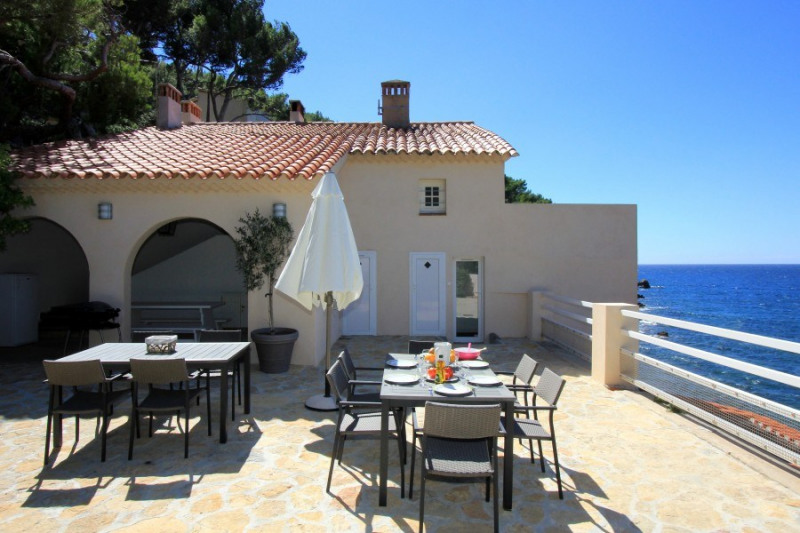 Location vacances maison / villa Saint cyr sur mer 2 000€ - Photo 2
