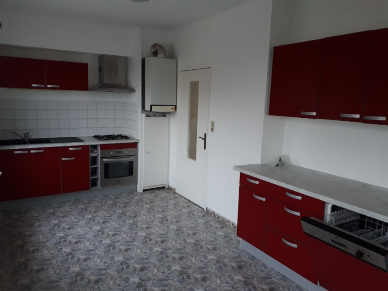 Rental apartment Saint quentin 670€ CC - Picture 1
