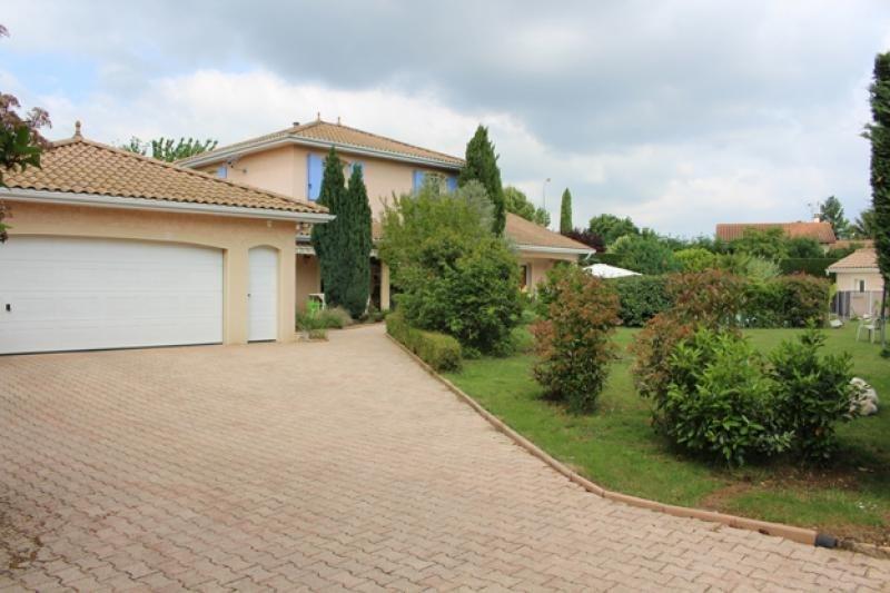 Deluxe sale house / villa Villette d anthon 599000€ - Picture 2