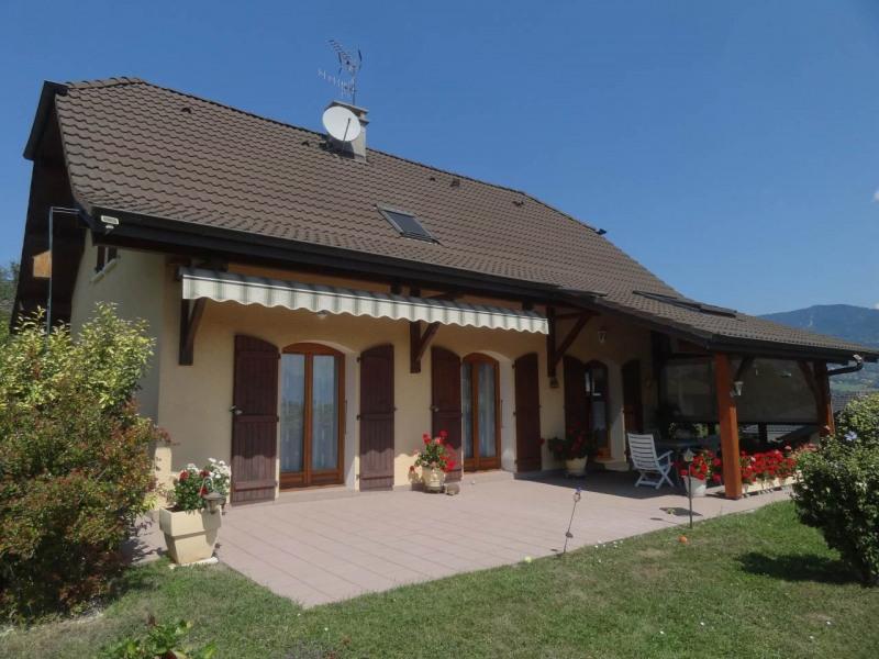 Sale house / villa Vetraz-monthoux 550000€ - Picture 2