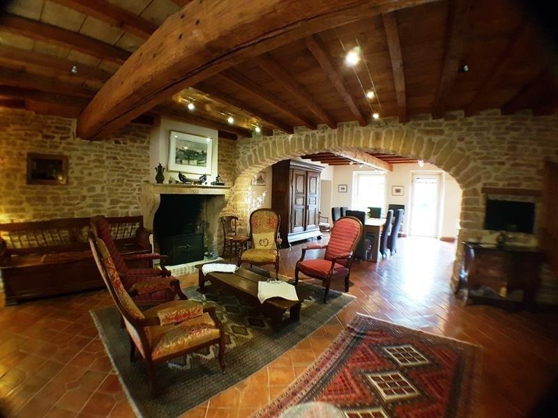 Vente maison / villa Ville-sur-jarnioux 530000€ - Photo 12