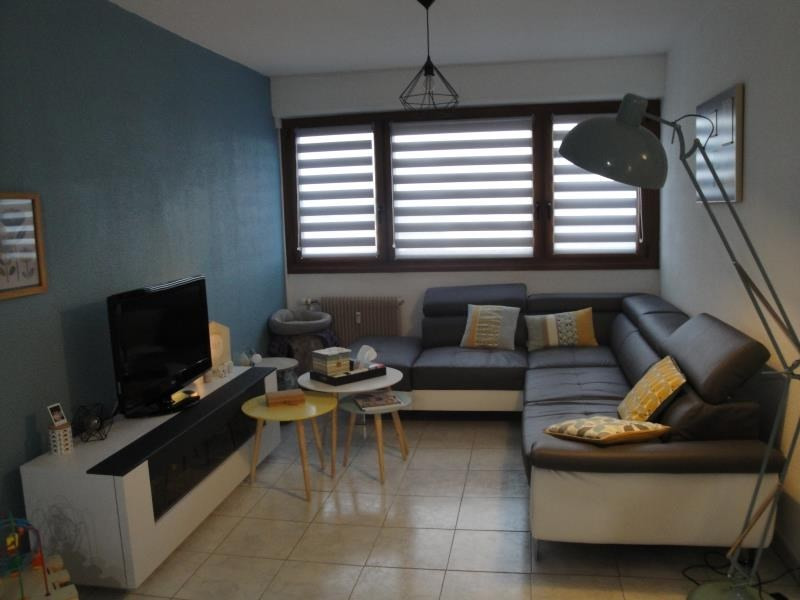 Sale apartment Seloncourt 71 000€ - Picture 2
